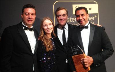 NEFF MasterPartner Awards