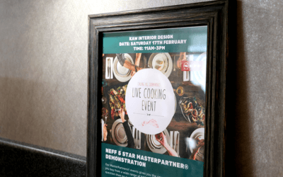 Neff Cooking Event 17th Feb 2018